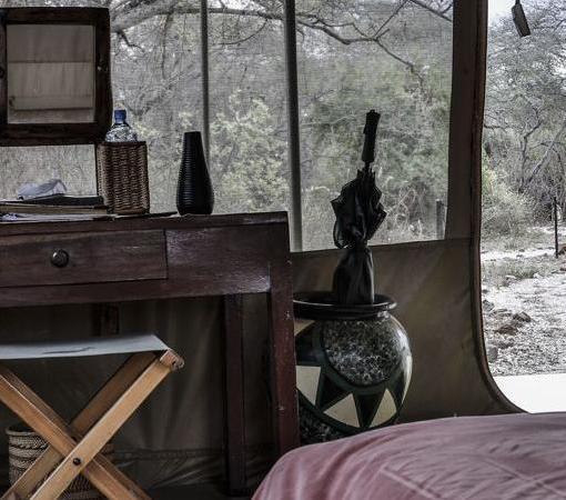 Porini_Amboseli - Accommodation tent2