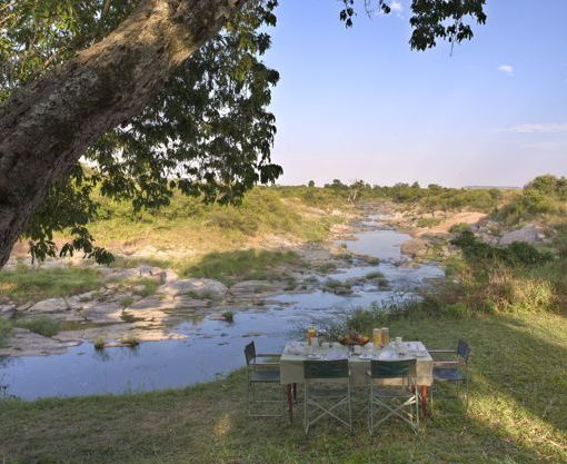 Rekero-Camp-breakfast-Talek-river