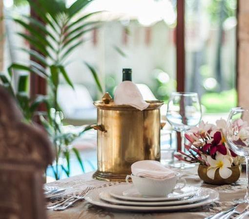 maji dining room
