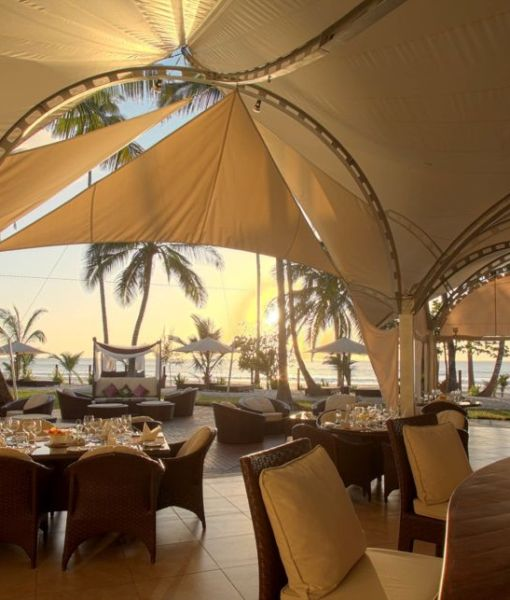 almanara-resort-evening-meal