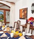 lantana-galu-beach-Villa Dinning