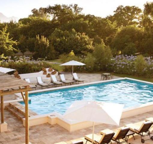 Spier - Main Swimming Pool